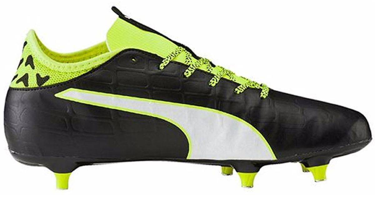 Lyst - PUMA Evotouch 3 Ag Football Boots Black in Black for Men f3566b102