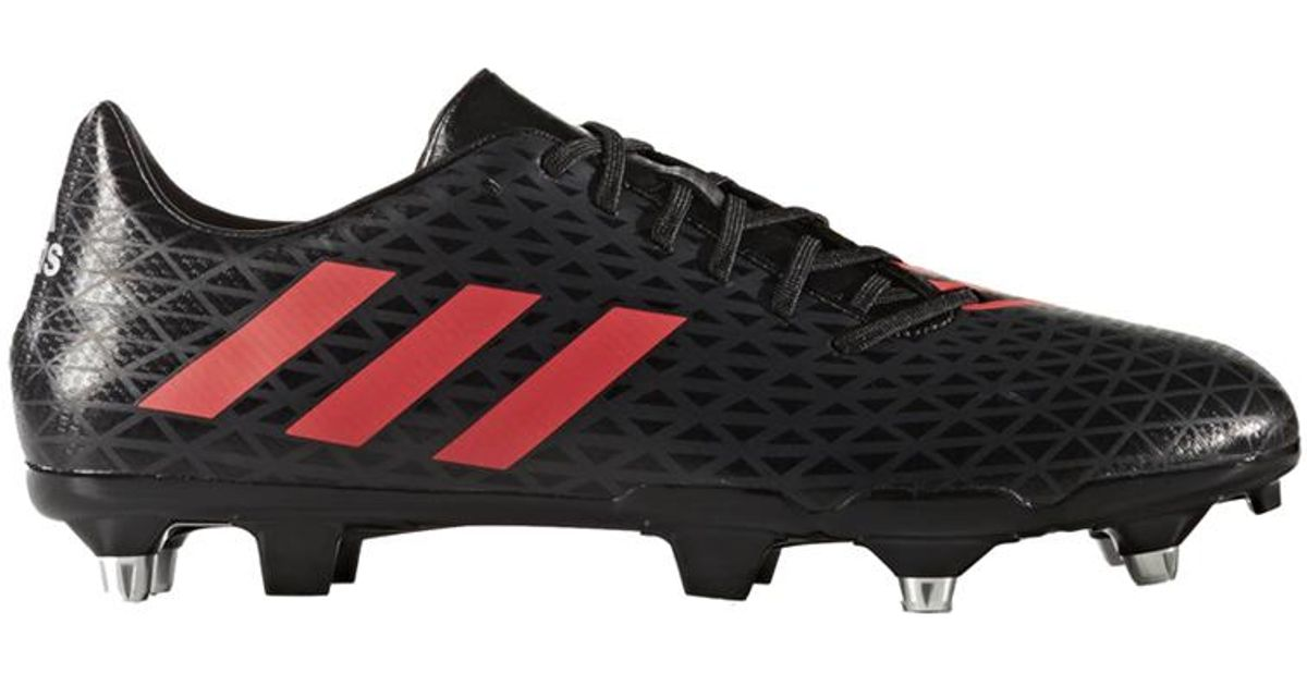 Rugby Night Adidas And BlackMalice Shoes Boots Pink Sg