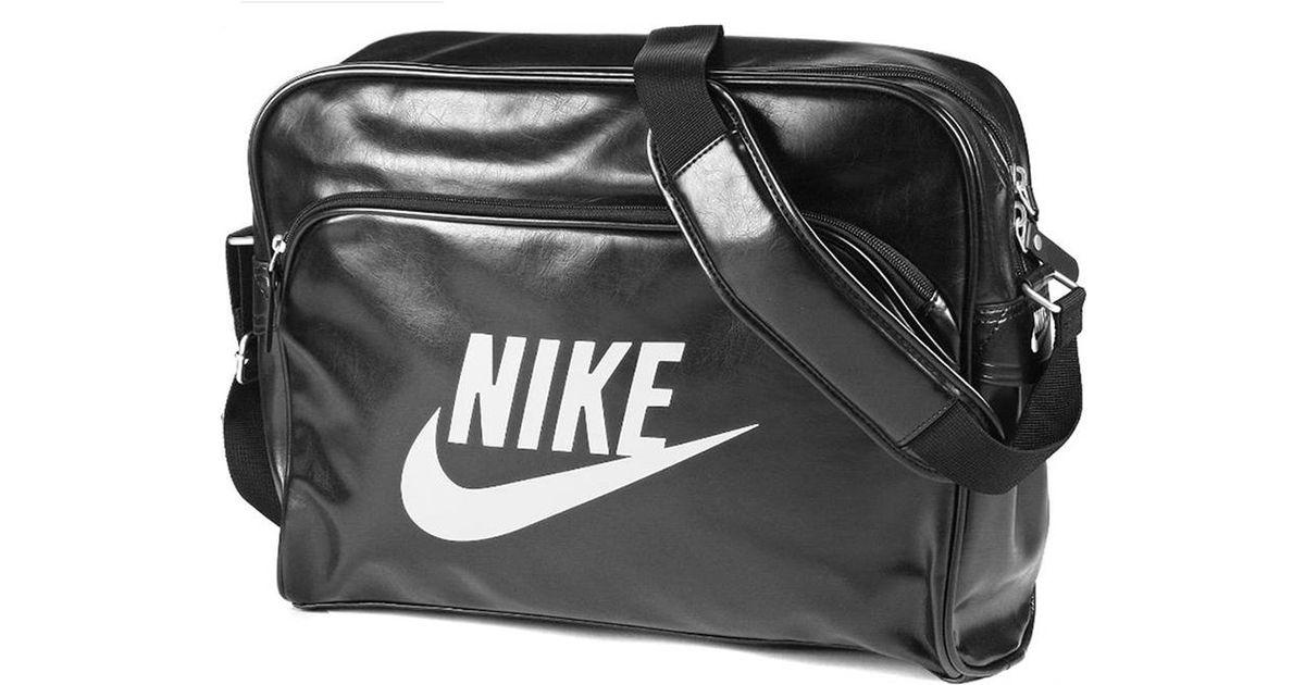 2290994fdd Lyst - Nike Heritage Track Bag for Men