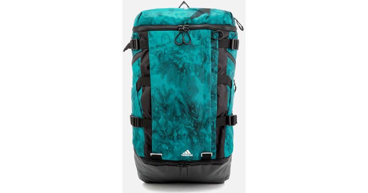 ea5720e0a9 adidas Originals Men s Kolor Ops Backpack in Blue for Men - Lyst