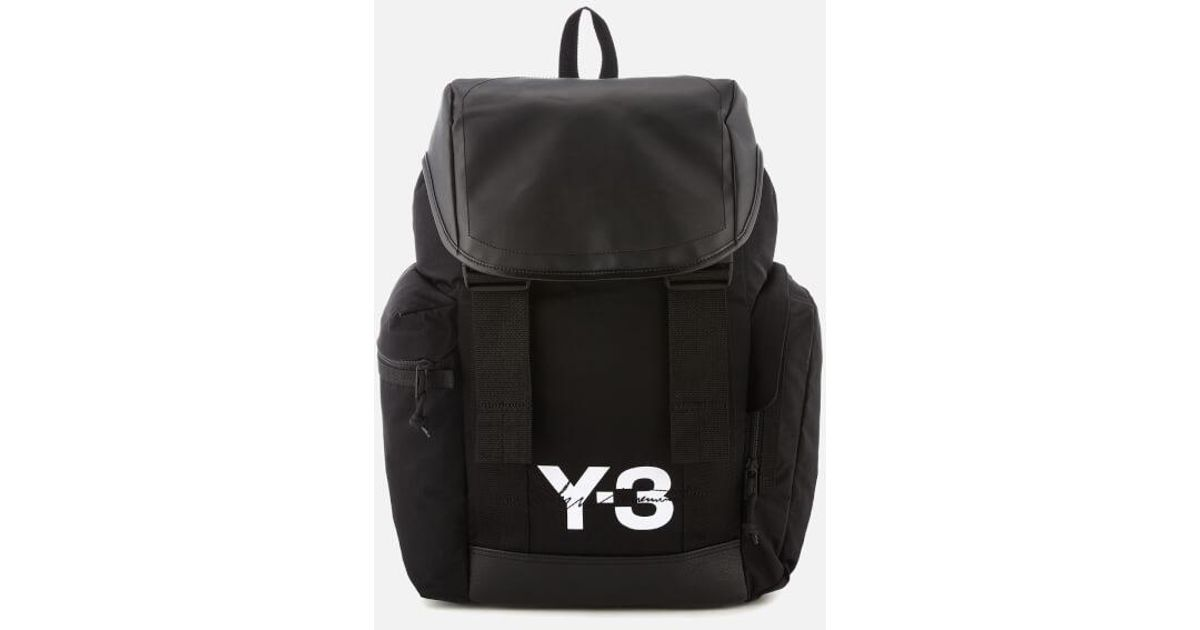 d573f9a31847 Y-3 Y3 Men s Mobility Bag in Black for Men - Lyst