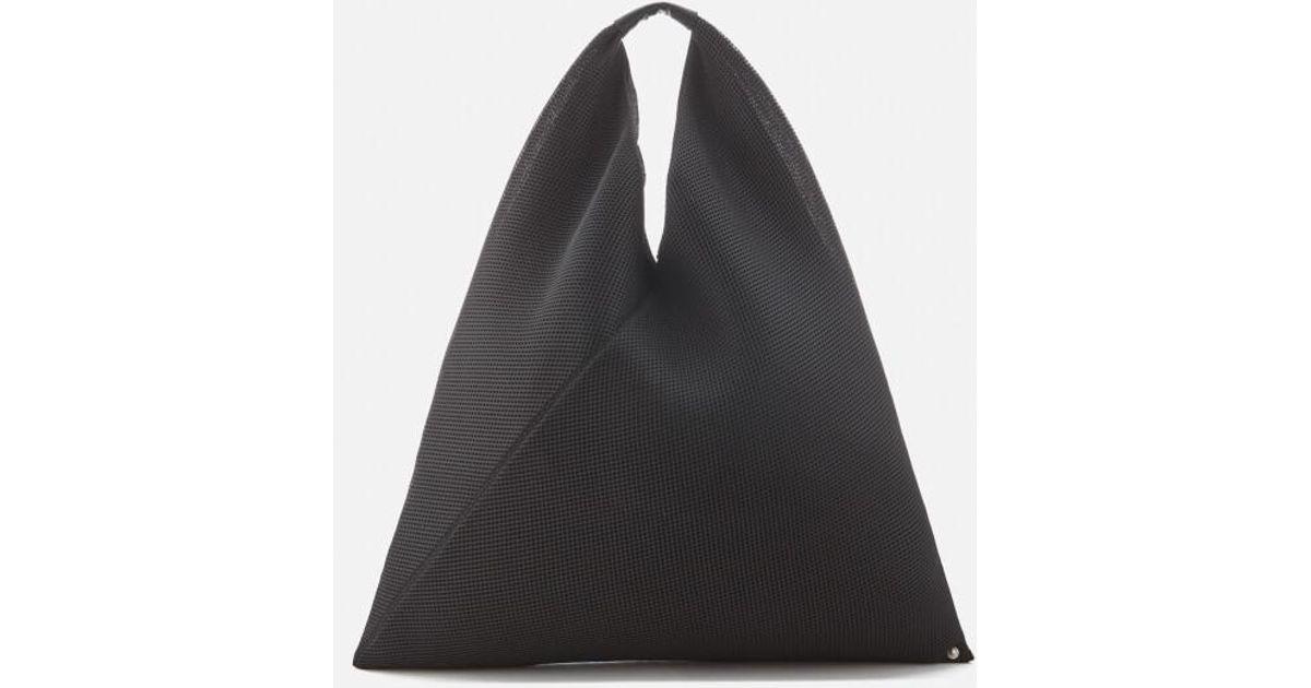 6afb144cc904 mm6-by-maison-martin-margiela-black-Maison-Margiela -Womens-Japanese-Net-Fabric-Bag.jpeg