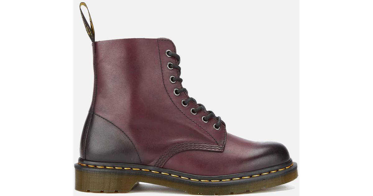 876d4a6a80 Dr. Martens 1460 Pascal Antique Temperley Leather 8-eye Boots for Men - Lyst