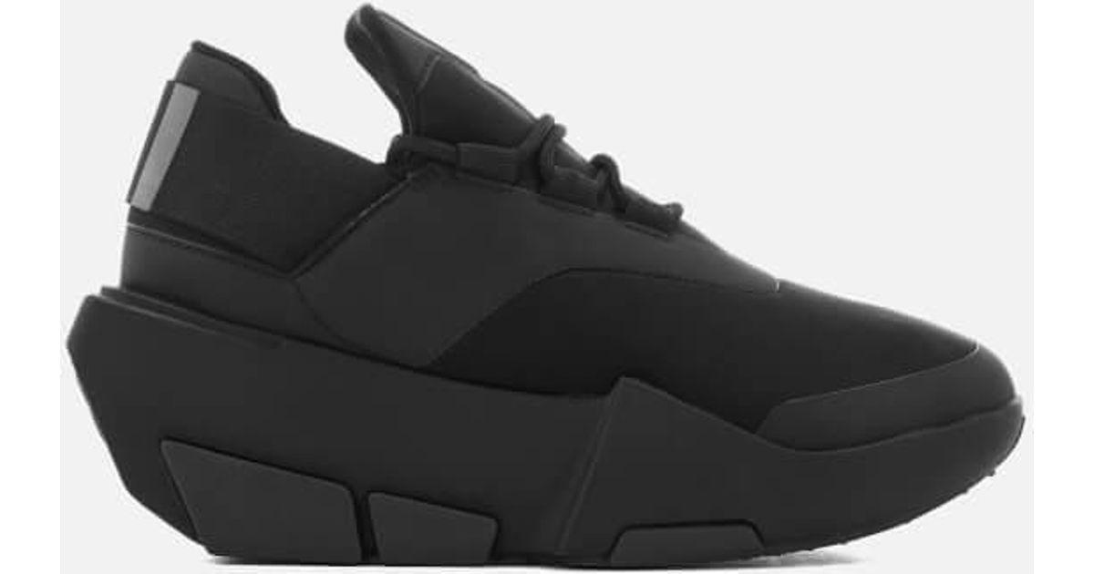 Y-3 Synthetic Y3 Mira Sneakers in Black