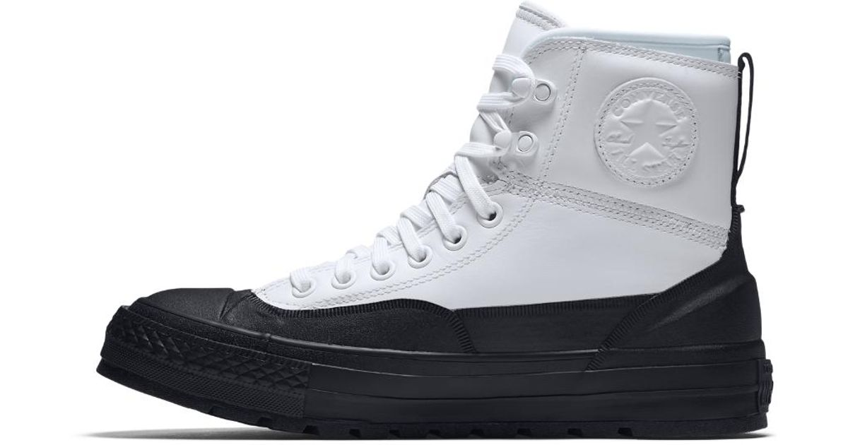 74a272354b22 Lyst - Converse Chuck Taylor All Star Tekoa Waterproof Boot in White for Men