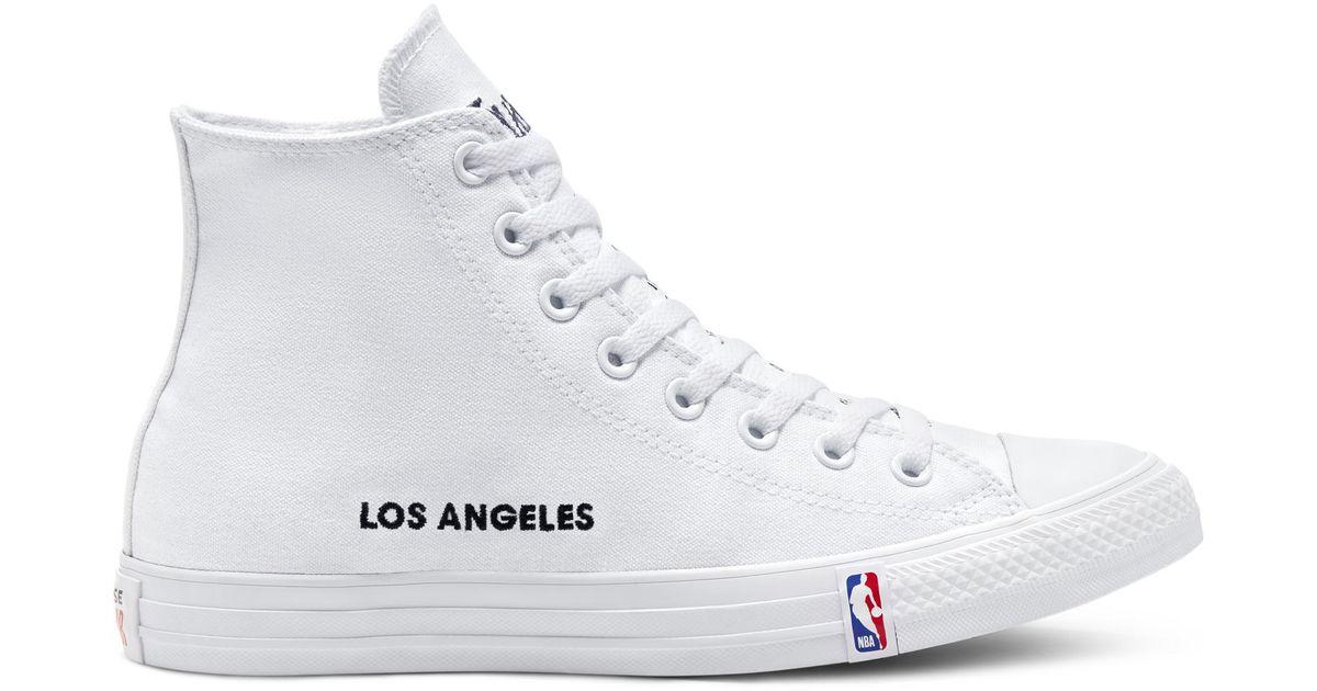 Converse Los Angeles Lakers X Nba Chuck
