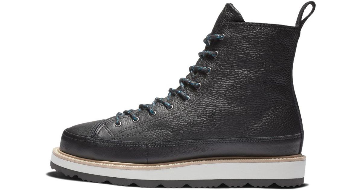 611e0f5c443b Lyst - Converse Ct Crafted Boots in Black for Men - Save 51%