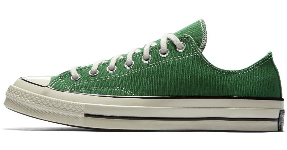 ... usa lyst converse chuck 70 summer league low top mens shoe in green for  men 33c69 fc440f5c2