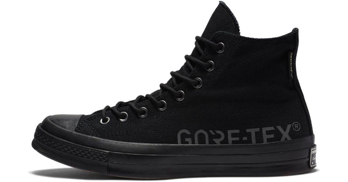 converse goretex