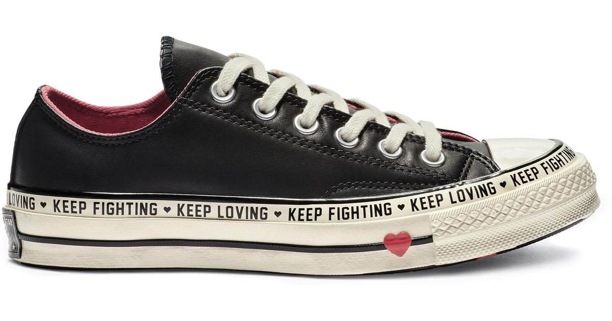 Converse Leather Chuck 70 Love Graphic