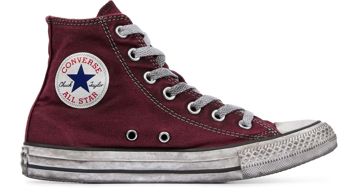chuck taylor all star smoke in canvas high top 88f84e