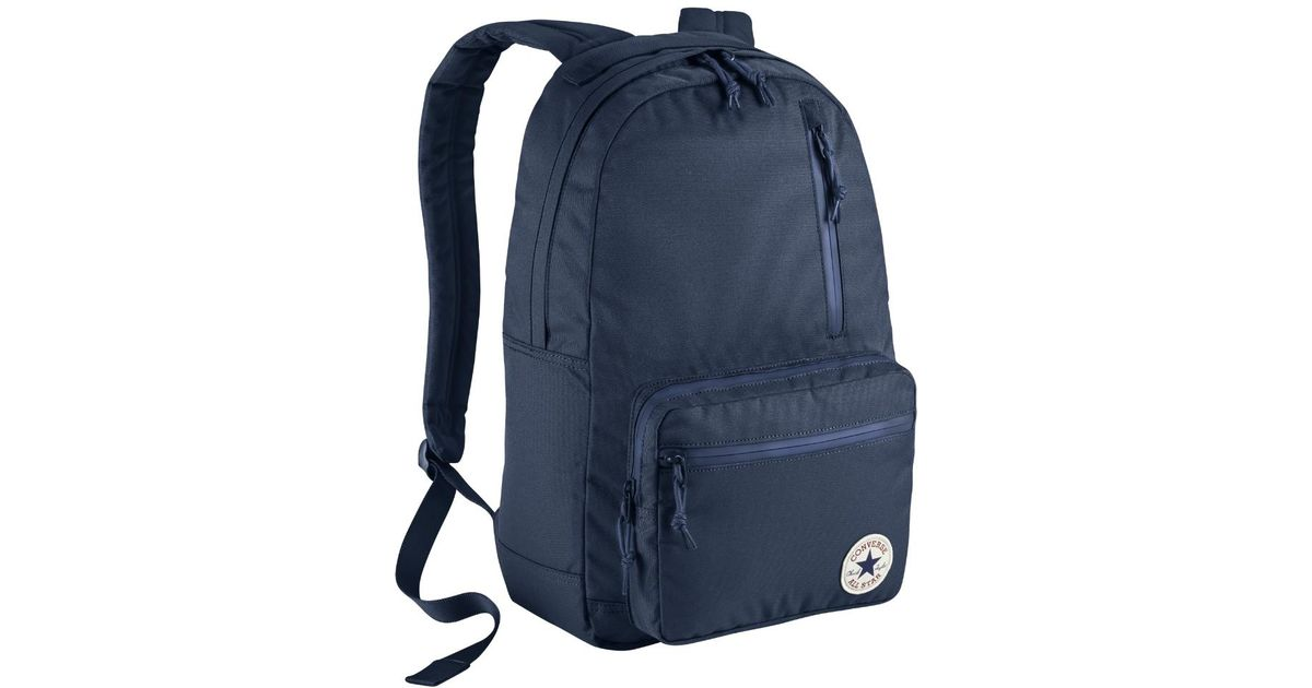 2c85c921c0 Lyst - Converse Poly Go Backpack (blue) - Clearance Sale in Blue for Men