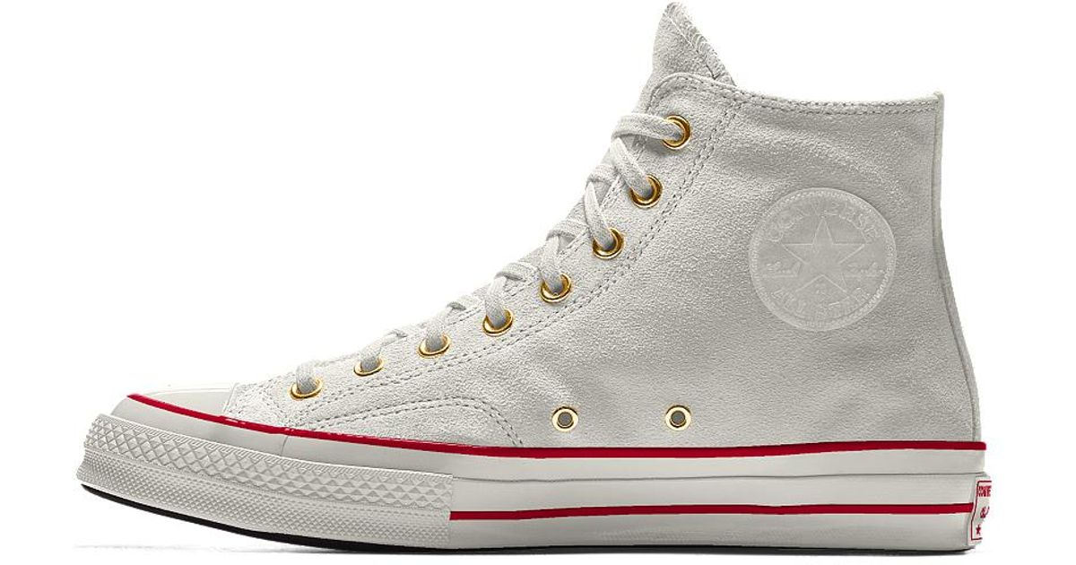Converse Custom Chuck 70 Suede Chinese