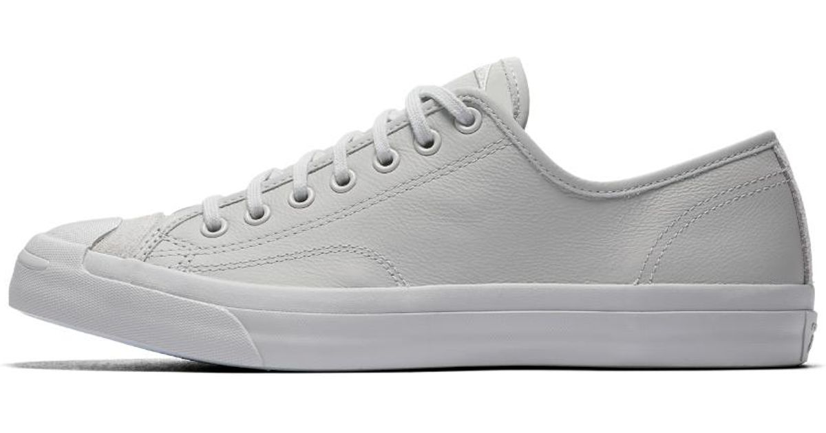 Converse Jack Purcell Leather Mono Low