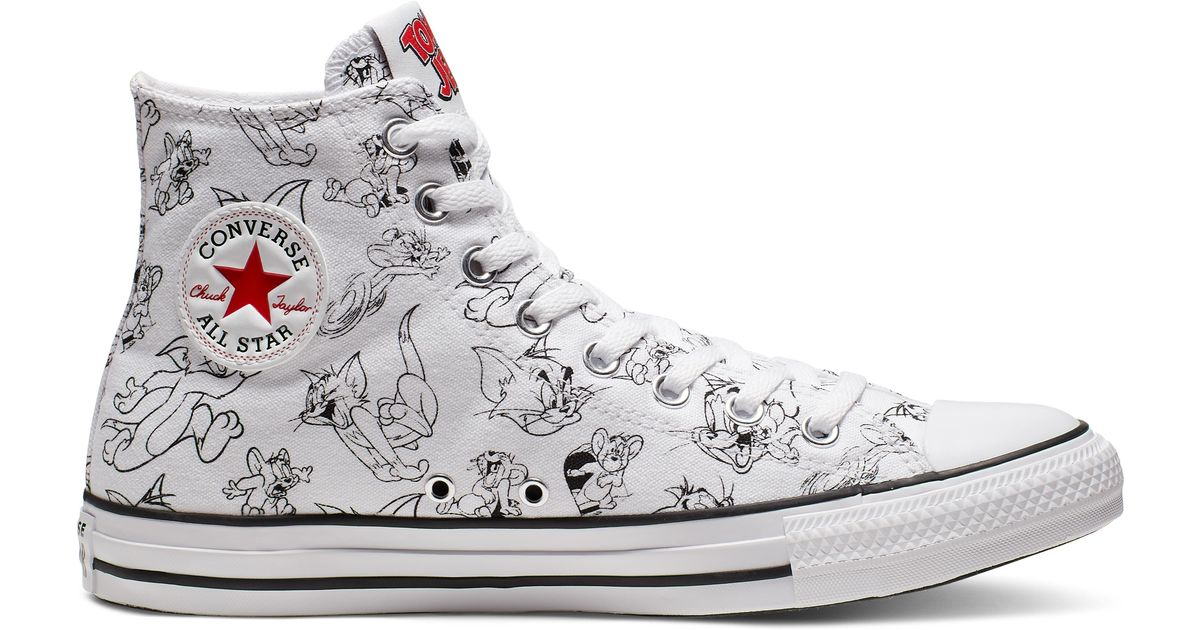 Converse Tom And Jerry Chuck Taylor All