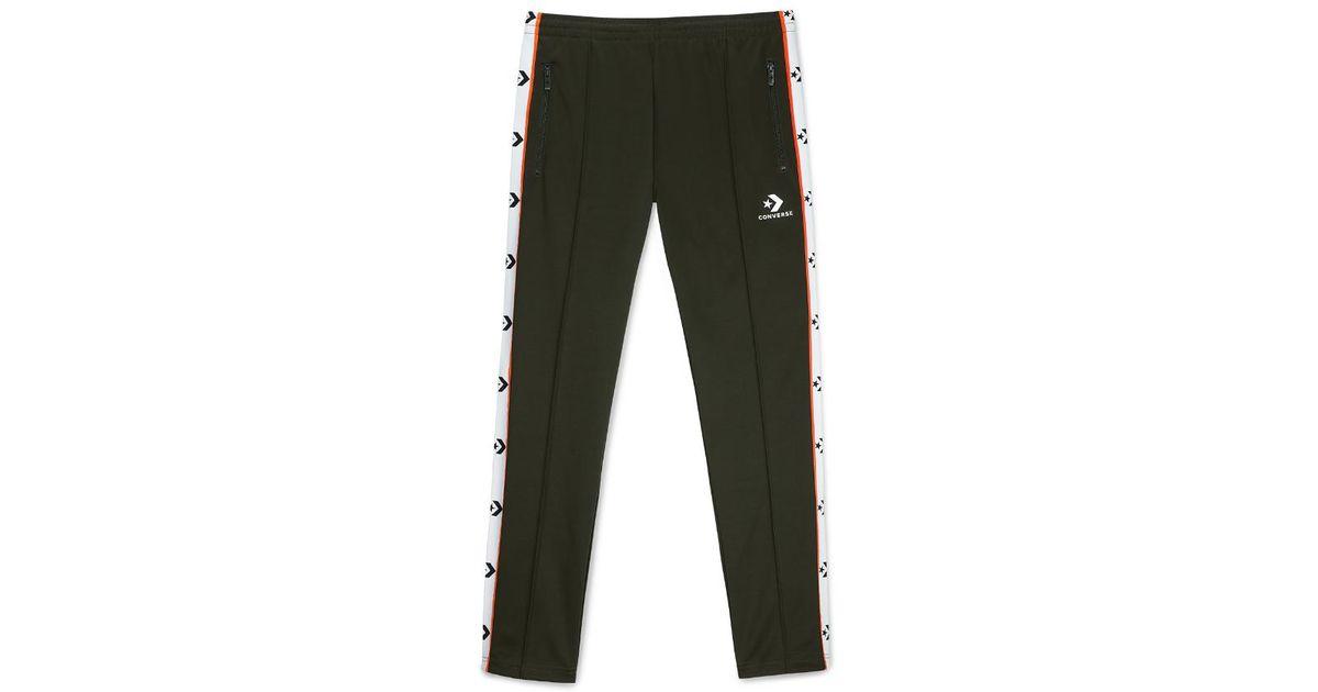 oficial de ventas calientes retro disponibilidad en el reino unido Converse Star Chevron Men's Track Pants in Green for Men - Lyst