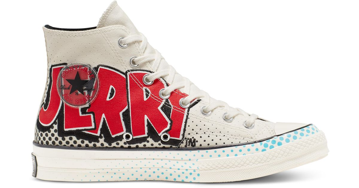 Converse Tom And Jerry Chuck 70 High
