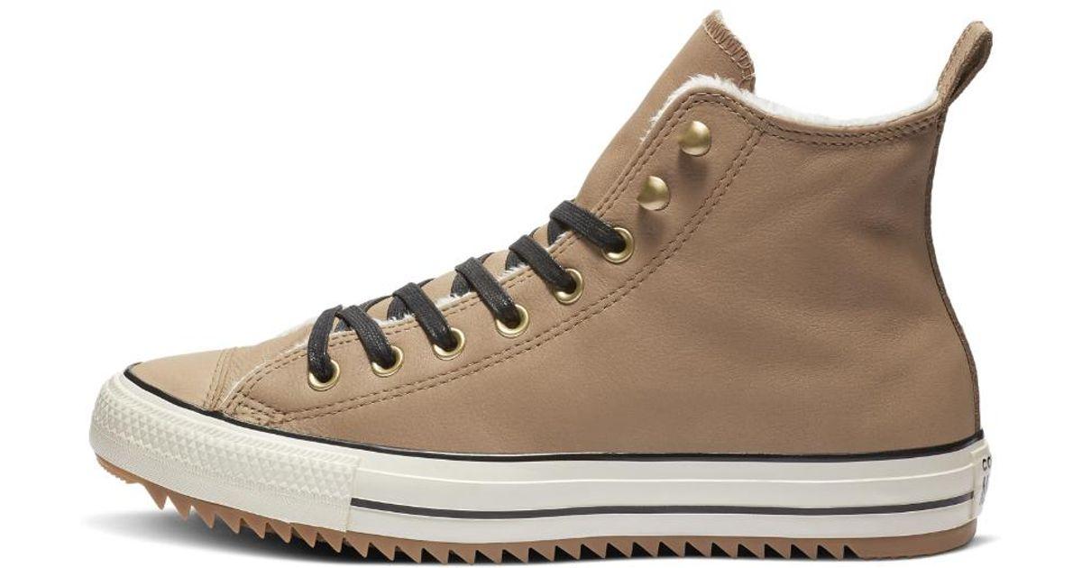 ebe86e2d253d Lyst - Converse Chuck Taylor All Star Street Warmer High Top Women s Boot