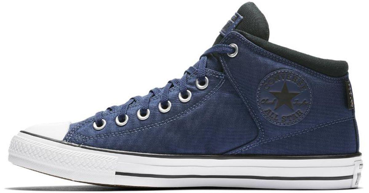 men's converse chuck taylor all star high street high top shoes