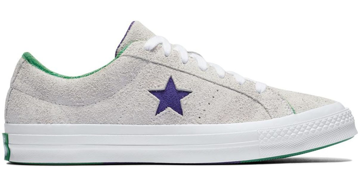 Converse Leather One Star Grand Slam in