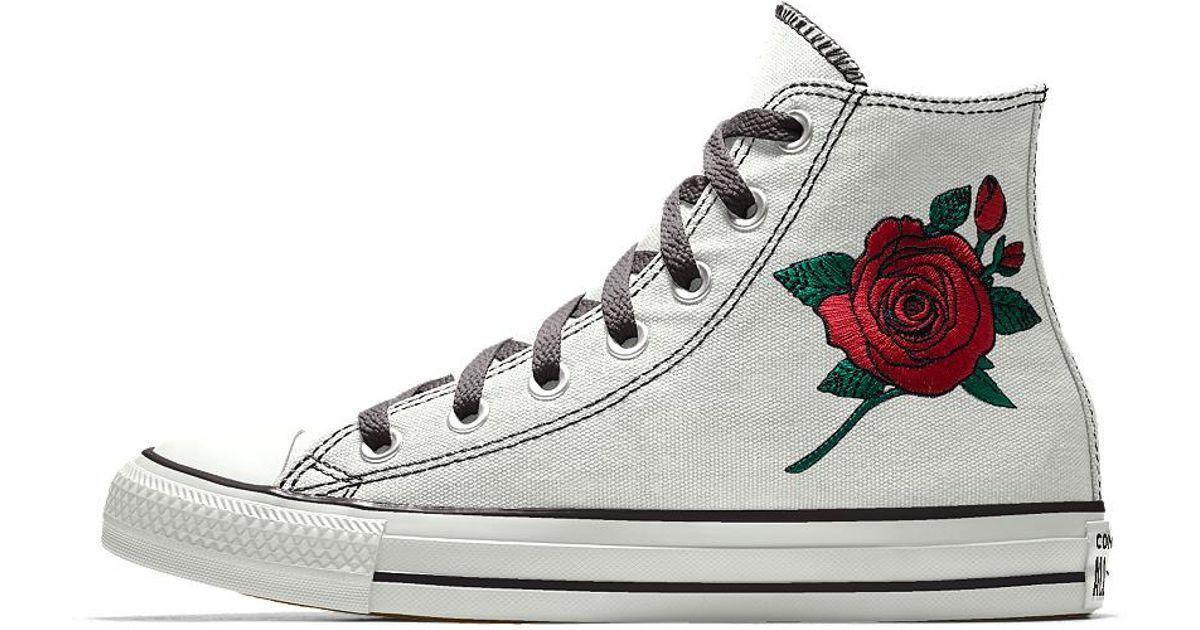 converse chuck taylor rose