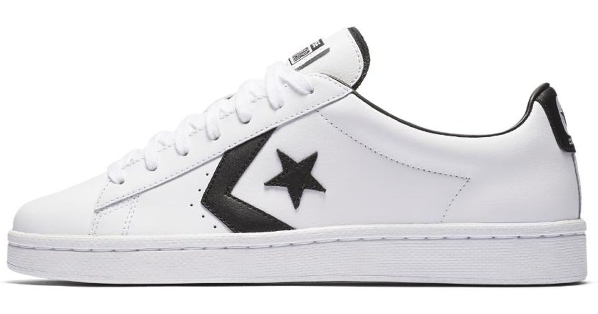 Converse Pro Leather Low Top Shoe in