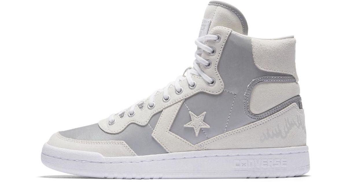 Converse Suede X Babylon Fastbreak High Top Shoe for Men Lyst