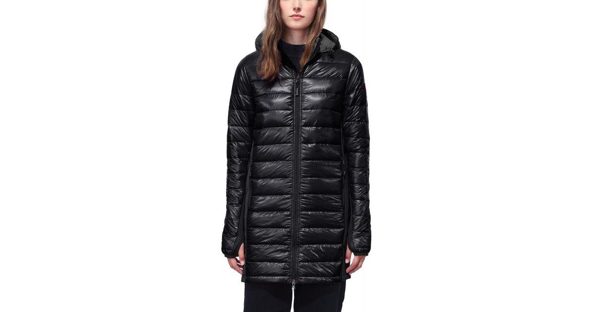 canada goose long womens coat