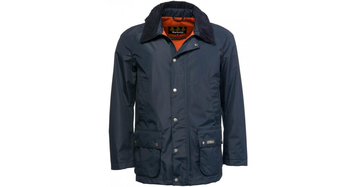 196b5cd745d54 Barbour Arlington Mens Jacket in Blue for Men - Lyst