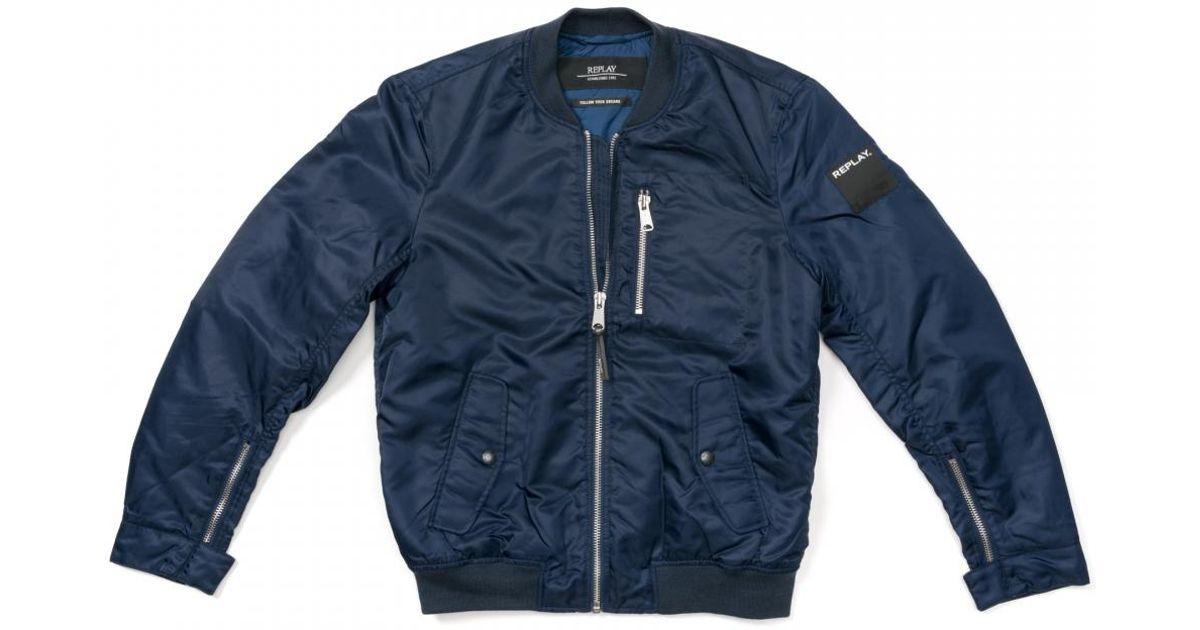Replay Mens Jacket