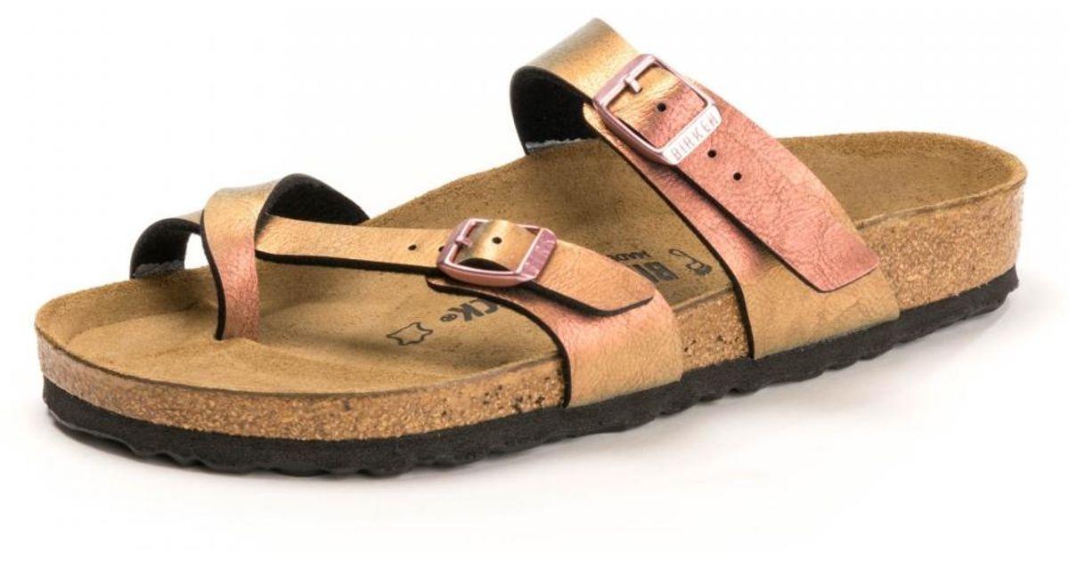 Birkenstock Bf Mayari Multicolor Womens Lyst Sandals vmn80OwN