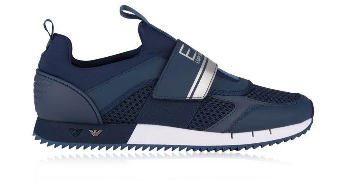 armani velcro trainers, OFF 73%,Buy!