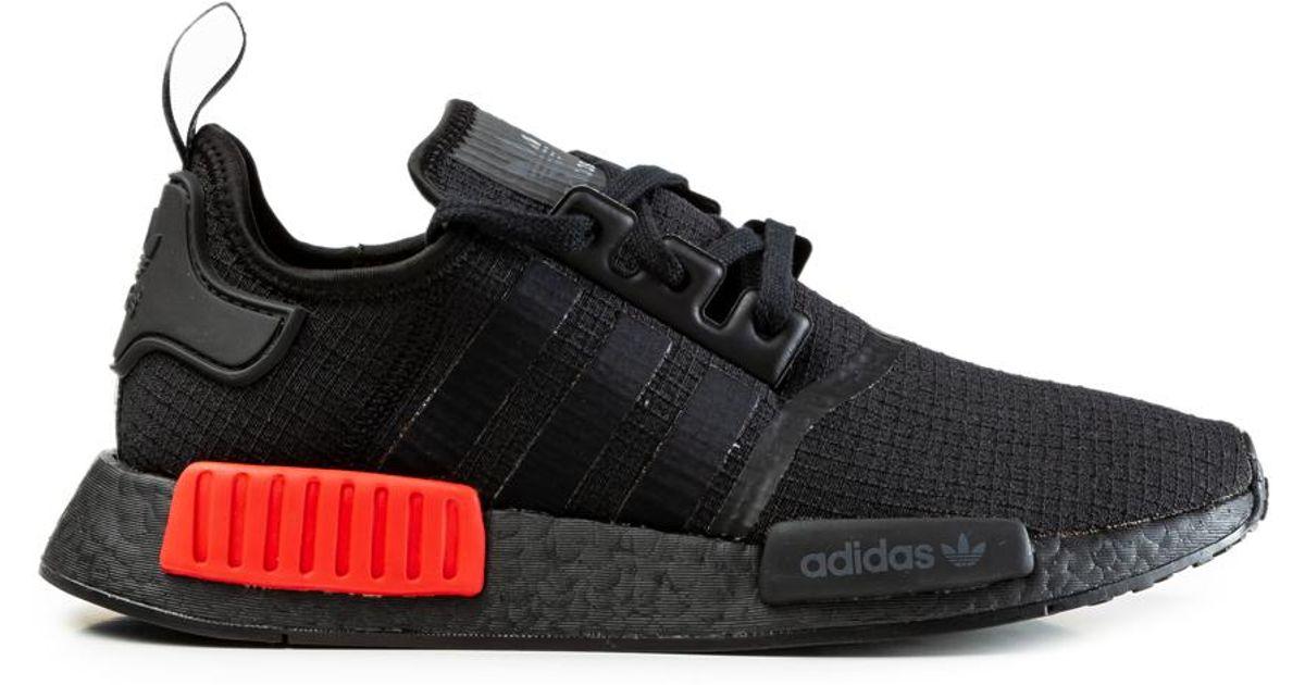 Adidas Originals Nmd_r1 Blackred for men
