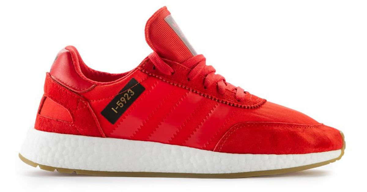 promo code f4ef8 bf900 Lyst - adidas Originals Iniki Runner I-5923 Core Red in Red