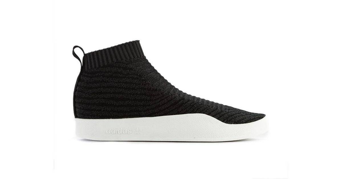 Sock For Pk Adilette Black Adidas Originals Men wvn08mON
