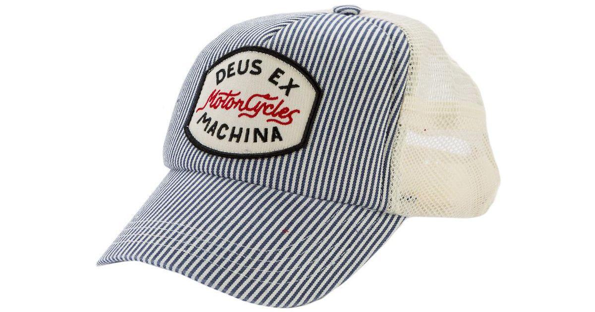acheter populaire inégale en performance États Unis Deus Ex Machina Multicolor Ford Trucker Offwhite for men