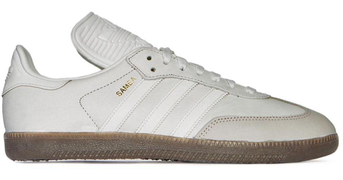 4358ccf0f21b adidas Originals Samba Classic Og Vintage White in White for Men - Lyst