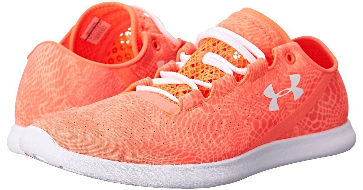 online store 50994 75142 Under Armour Orange Ua Speedform Studiolux