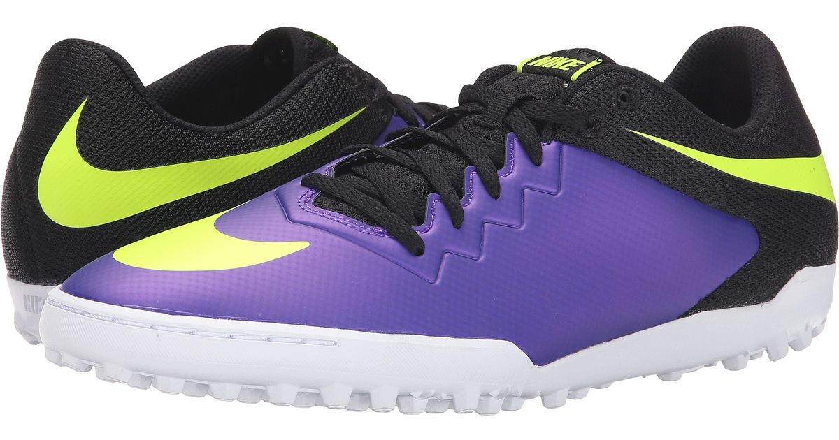 def1b67d6989 Nike Hypervenomx Pro Tf in Purple for Men - Lyst