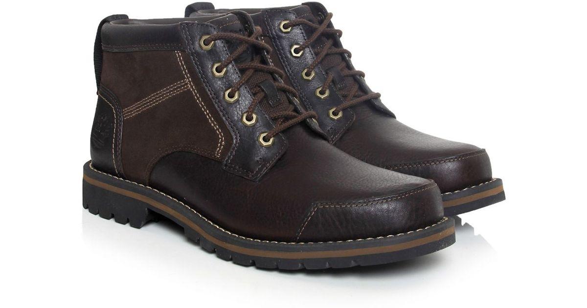 dba7083e0cb Timberland Brown Larchmont Chukka Boots for men