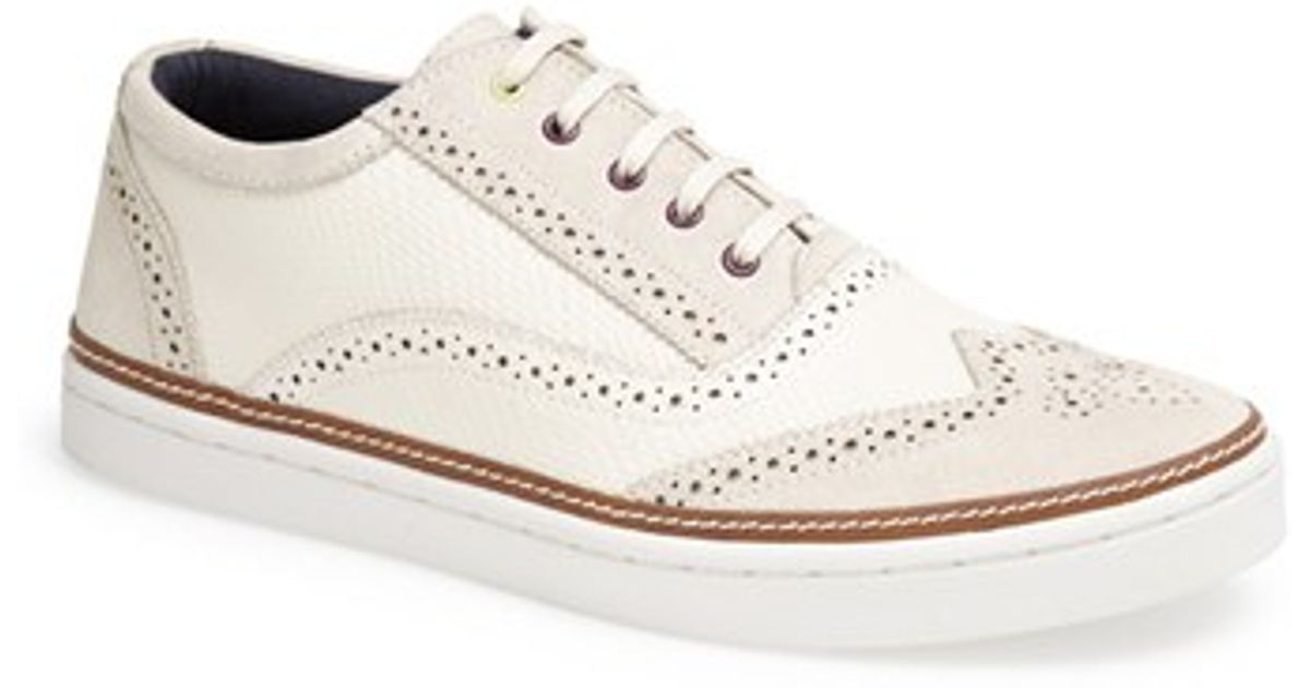 Ted Baker 'hapra 2' Wingtip Sneaker in