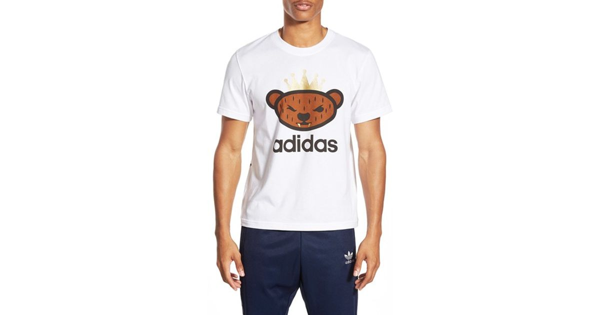 adidas originals x nigo shirts