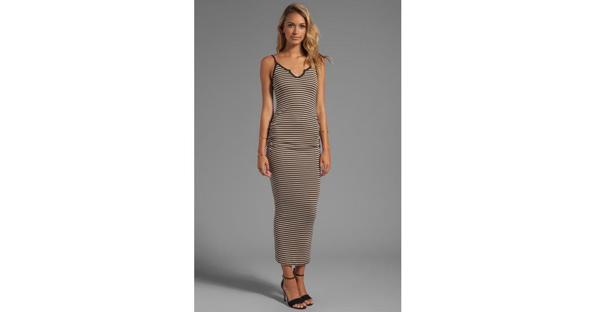 44f37c6b8192 Lyst - Kain Exclusive Summer Dress in Blush in Black