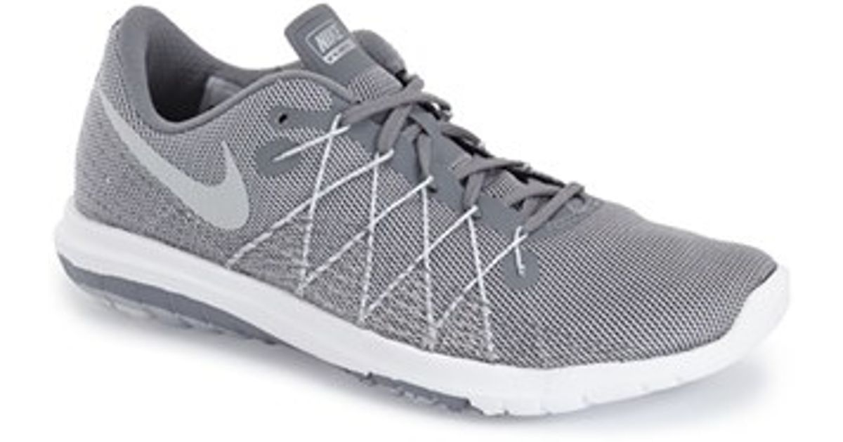 info for e49f1 fa325 Nike White Flex Fury 2 Running Sneakers