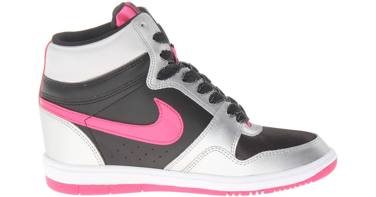 Nike Force Sky High Sneaker Wedge in