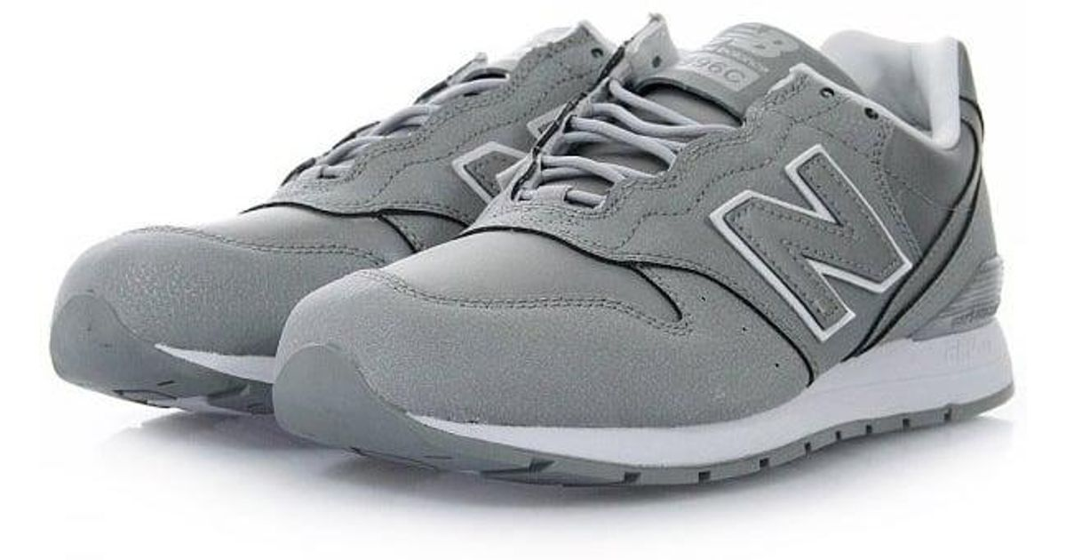 100% authentic 26599 5fbf4 New Balance Metallic 996c Reflective Silver Shoe for men