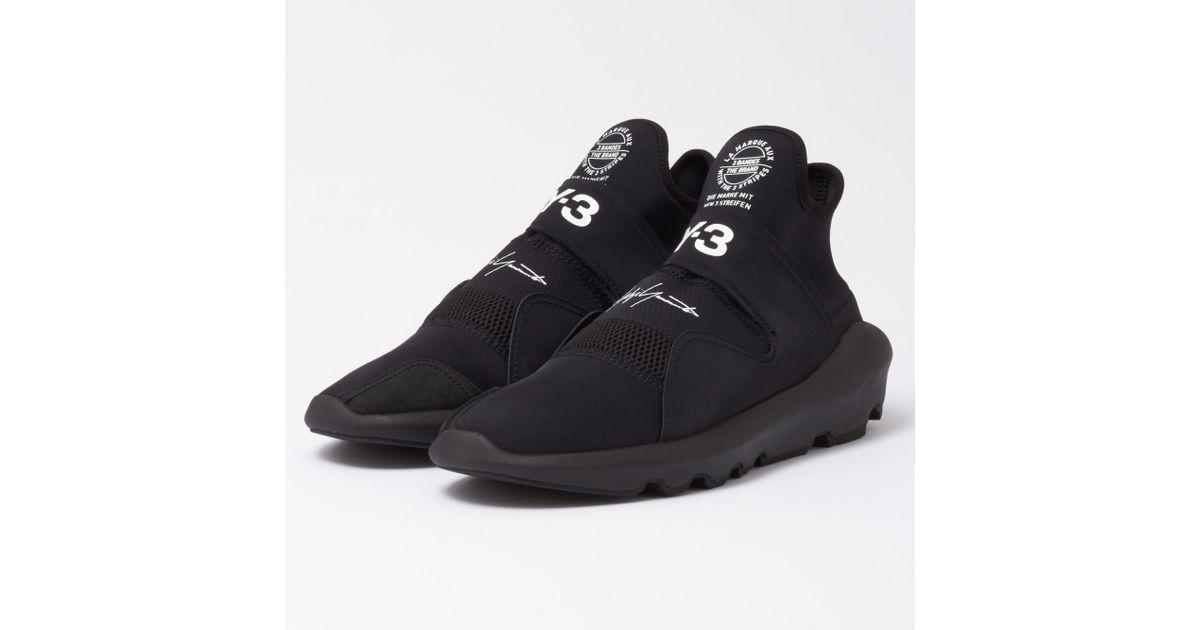 856d991c0d9 Lyst - Y-3 Y-3 Suberou in Black for Men