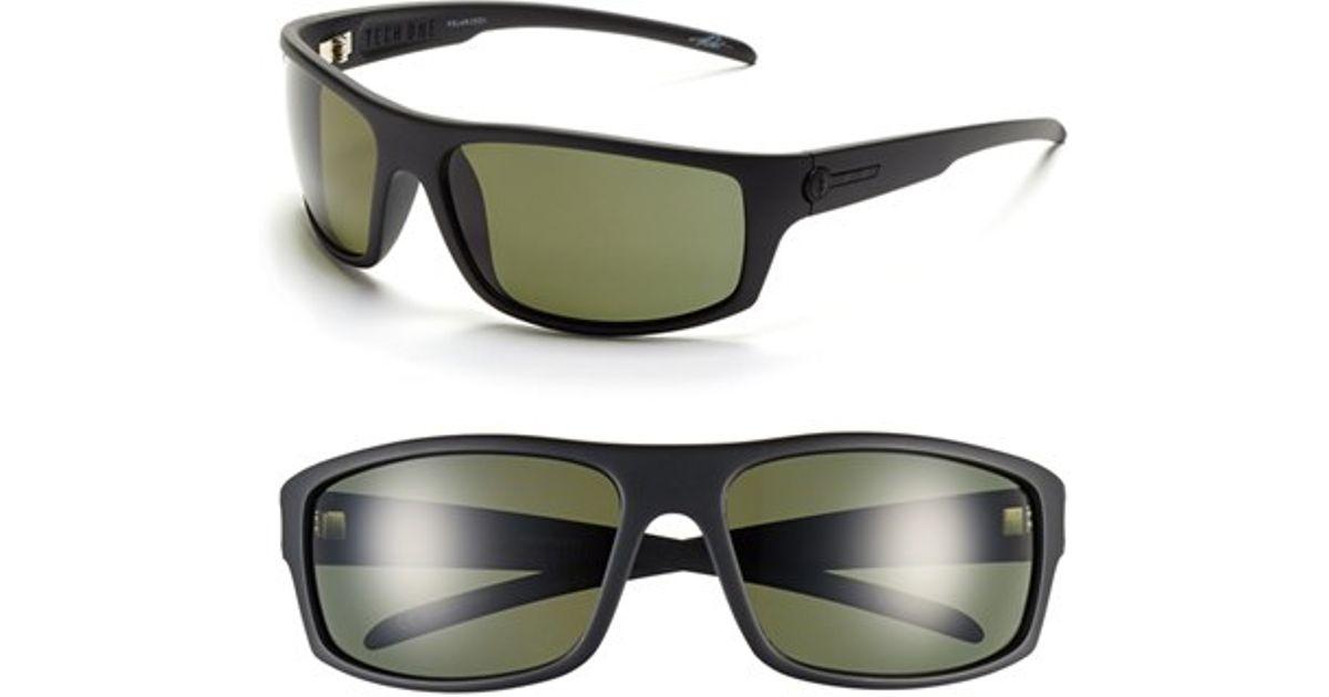 f4050cbb93 Lyst - Electric  tech One  64mm Polarized Sunglasses in Black for Men