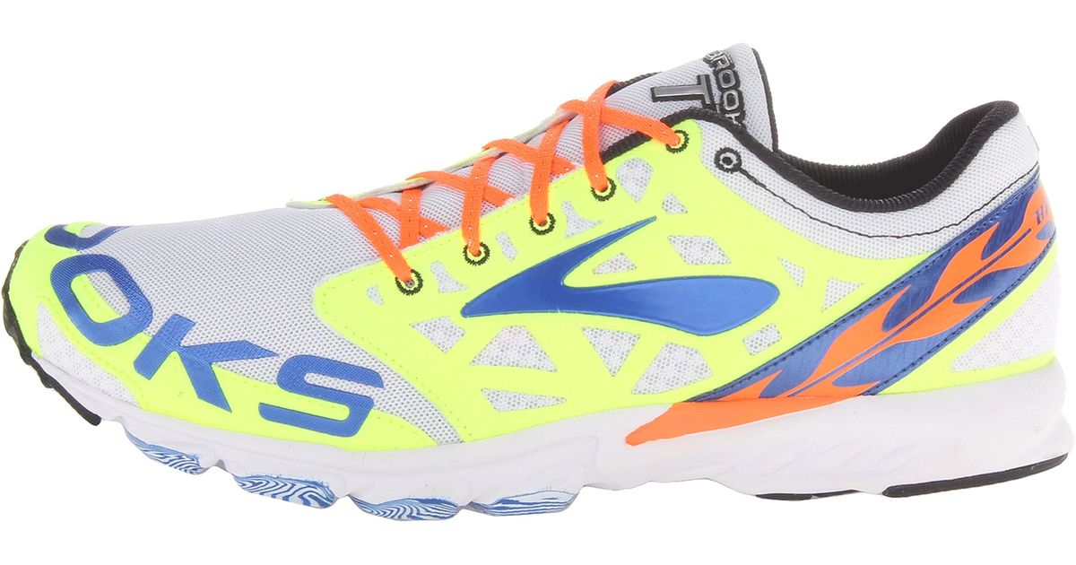 new product afdb4 548a8 Brooks Multicolor T7 Racer