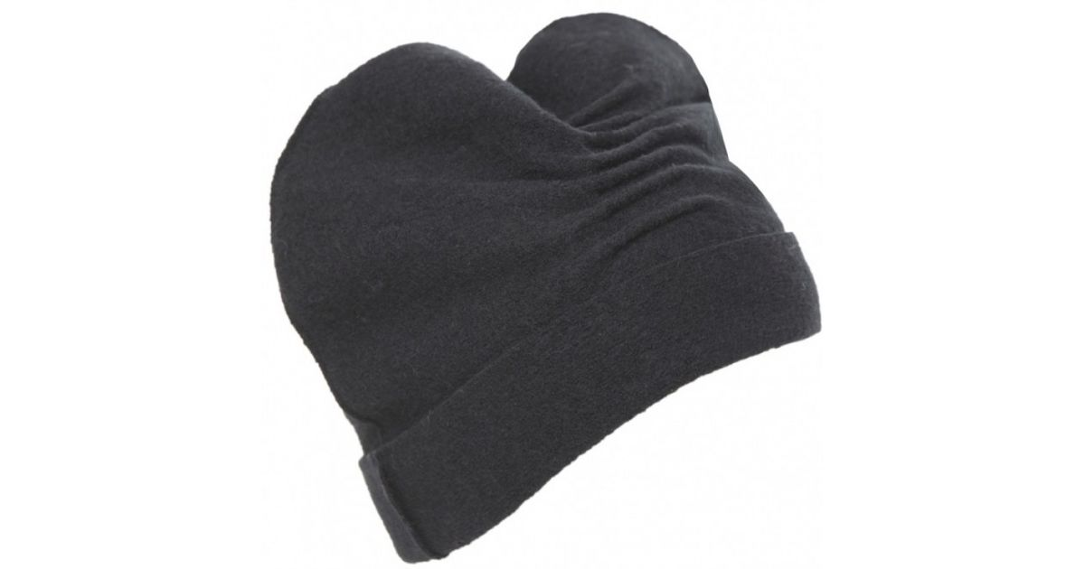 Oska Cap Dilber Boiled Wool Hat in Black - Lyst 2d7acfb3061